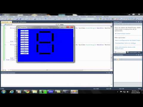 Video Tutorial Uso Visual Basic 2010