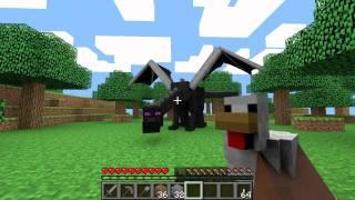 getlinkyoutube.com-The EnderDragon (Minecraft Animation)