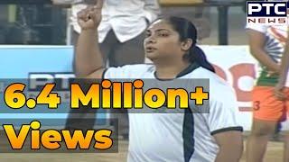 getlinkyoutube.com-India vs Pakistan | Women's | 2nd Semi Final | Pearls 4th World Cup Kabaddi Punjab 2013