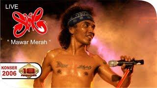 Slank - Mawar Merah (Live Konser Malang 27 November 2005)