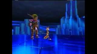 getlinkyoutube.com-PlayStation All-Stars Battle Royale: Jak & Daxter VS Ratchet & Clank