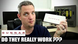 getlinkyoutube.com-Gunnar Optiks - Do they really work??