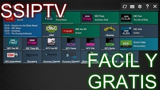 getlinkyoutube.com-SSIPTV ALTERNATIVA FACIL AL KODI XMBC | +LISTAS M3u ONLINE  (Mejor q OTT PLAYER)