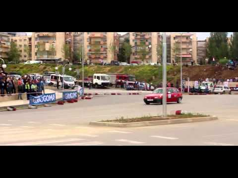 Gara rrethore ne Prishtine / Xhiro e parë 1/06/2014