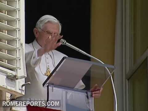 Benedict XVI asks for prayer for peace in Cyprus