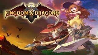 getlinkyoutube.com-Kingdom & Dragons - Universal - HD Gameplay Trailer