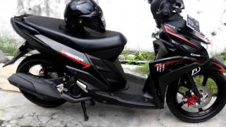 Top modifikasi mio m3 thailand