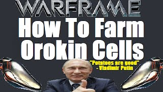 getlinkyoutube.com-Warframe - How To Farm For Orokin Cells
