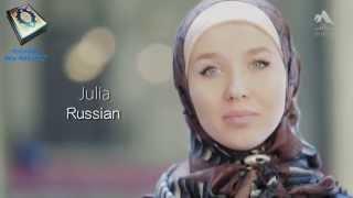 getlinkyoutube.com-Converted To Islam Sister Julia - Women In Islam are Diamonds!