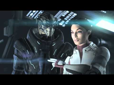 Mass Effect - Shepard Tribute