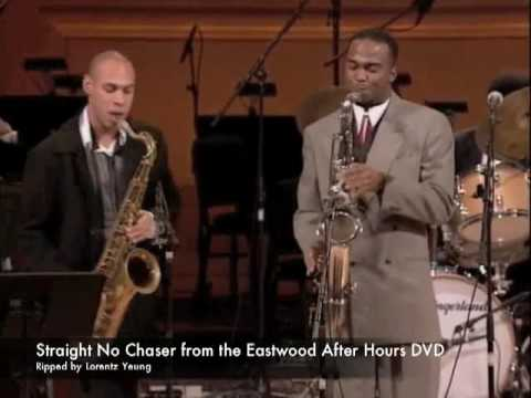 Straight No Chaser by Joshua Redman and James Carter