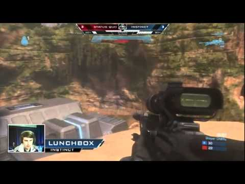 MLG Columbus 2012 - Halo: Reach Final: Instinct vs Status Quo (Game 2)