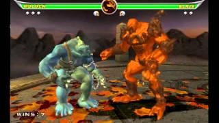 getlinkyoutube.com-Mortal kombat Armageddon - Moloch VS Motaro and Blaze