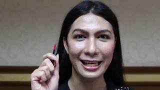 Likka La Fleur_4 Looks in 1 Lipstick by Artistry Signature Color Lipstick