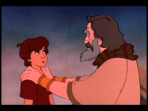 Animated Bible Story of Abraham and Isaac On DVD