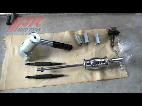 JTC-4225 Набор инструментов для демонтажа шаровых опор VOLVO S60, S80, V70, XC70, XC60, XC90
