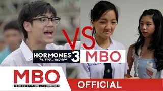 getlinkyoutube.com-[Parody] รวมชอต Hormones ปะทะ MBO เรื่องแบบนี้จึงเกิดขึ้น...!!!