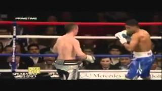 Amir Khan vs Paul McCloskey met en évidence