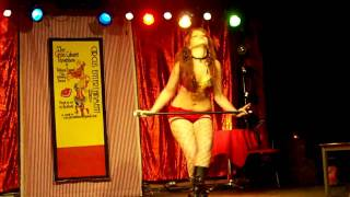 getlinkyoutube.com-Performance By Red Herring From The Circus Cabaret Roadshow