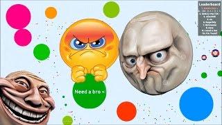 getlinkyoutube.com-Agar.io - TROLLING TEAMS #3 (Agario Funny Moments)