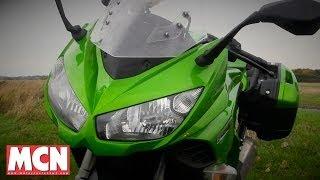 Kawasaki Z1000SX v Honda CBF1000F v Suzuki GSX1250FA | Group Test | Motorcyclenews.com