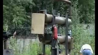 getlinkyoutube.com-Переработка б/у шин в топливо- пиролиз.