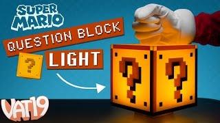 getlinkyoutube.com-Super Mario Block Light