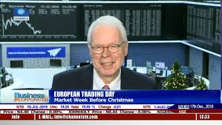 European Trading Day: Market Before Christmas |Business Incorporated|
