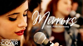 getlinkyoutube.com-Mirrors - Justin Timberlake (Boyce Avenue feat. Fifth Harmony cover) on Apple & Spotify