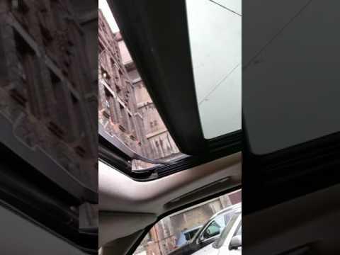 Калибровка люка Range Rover Sport