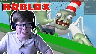 DR ZOMBIE'S SLIME SLIDE | Roblox