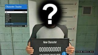 getlinkyoutube.com-GTA 5 Online - NEW CHARACTER?! (GTA V Online)