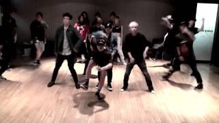 getlinkyoutube.com-BIGBANG - Bang Bang Bang Dance Practice [Mirrored slow]