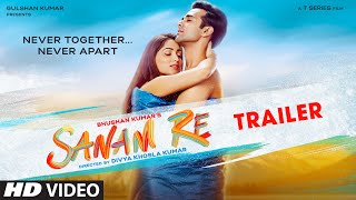 "getlinkyoutube.com-""SANAM RE"" Trailer 