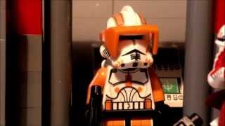 getlinkyoutube.com-Lego Star Wars Brickfilm: ARC Trooper Episode V Eisiger Sturm