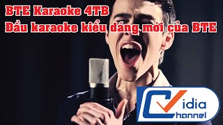 getlinkyoutube.com-Đầu Karaoke Cao Cấp BTE Karaoke Phiên Bản 4TB - Vidia Channel