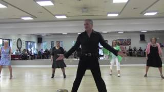 Group Dance Fox Trot Spotlight June 11, 2016