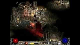 getlinkyoutube.com-Diablo 2 LoD Speedrun Druid 1:11:43 by Ricky 'LeWoVoc' Mitchell