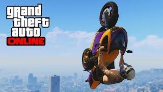 getlinkyoutube.com-GTA 5 - Epic stunt en bati ! Vos pires hontes #2