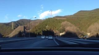 getlinkyoutube.com-スイフトスポーツ ZC32Sの7速CVTで中央自動車道 上り 上野原IC〜八王子JCT