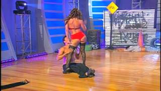 getlinkyoutube.com-Adriana Stripdance - Bailalo 5