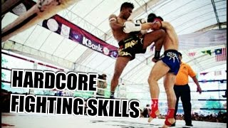 How to Defend & Counter a Muay Thai Kick!