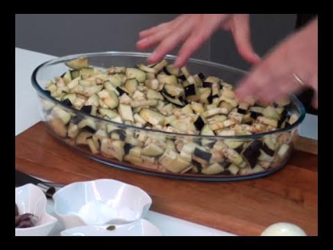 Aprenda a fazer berinjela em conserva