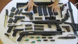 getlinkyoutube.com-Zombie Apocalypse Survival Workshop --- Inexpensive Yet Reliable Firearms