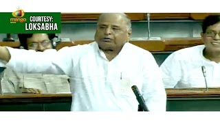 Mulayam Singh Yadav About GST Bill | Effect On Farmers And Small Scale Industries | Mango News