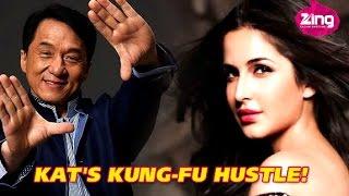 getlinkyoutube.com-Kat's 'Kung Fu Yoga' With Jackie Chan