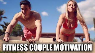FITNESS COUPLE MOTIVATION 2016