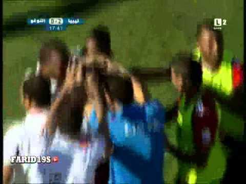 Libya 2-0 Togo
