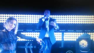 getlinkyoutube.com-Jay Z possessed demon eyes Grammy 2014