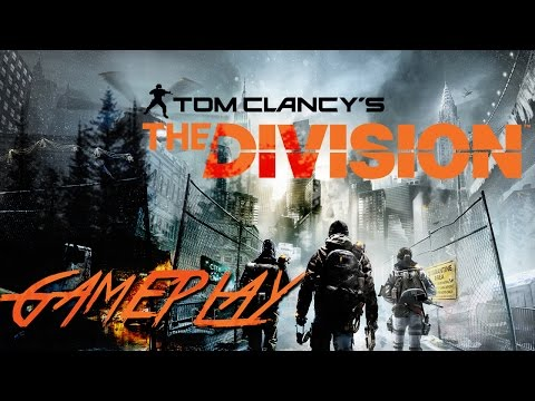 The Division - Gameplay